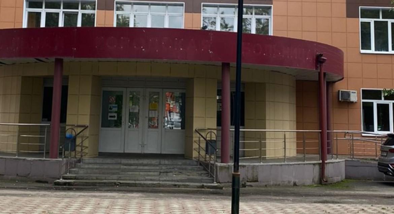 Консультация нейрохирургом в ЦРБ г. Железнодорожный Московской области в неврологии больной 43 лет с аневризмой головного мозга для помощи при госпитализации в нейрохирургический стационар г.Москва нашим реанимобилем