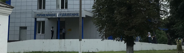 Консультация нашим нейро-реаниматологом в РКБ г. НАЛЬЧИК Кабардино-Балкарская Республика больной 73 лет с ишемическим инсультом для перевозки реанимобилем и госпитализации в специализированный стационар г.Москва