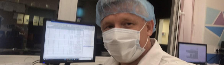 Кострома, ЦРБ. Консультация и стабилизация состояния больного с КОВИД-пневмонией