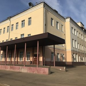 Консультация в ЦРБ г.Мытищи