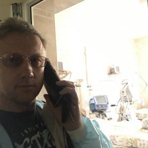 Консультация реаниматологом больного с двухсторонней пневмонией