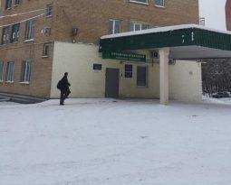В ЦРБ г. Сергиев Посад консультация нашим нейрохирургом в отделении реанимации женщины 58 лет с черепно-мозговой травмой.