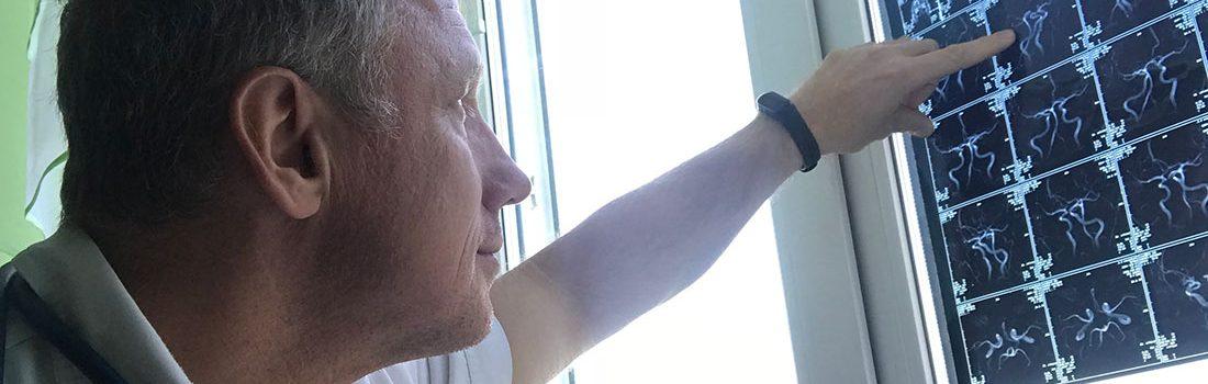 г.Орехово-Зуево, Московская обл., ЦРБ, отделение реанимации, мужчина 67 лет.